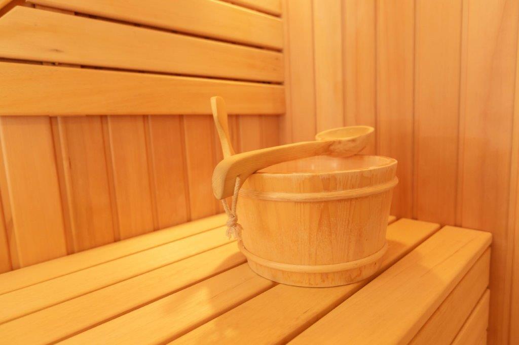 Huisje met jacuzzi in Gelderland - sauna